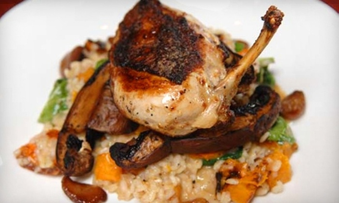 The Fainting Goat - Regina: Mediterranean Dinner or Lunch Fare at The Fainting Goat