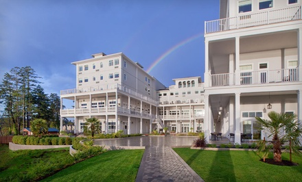 Option 1: Ocean-View Room - Best Western Premier Prestige Oceanfront Resort in Sooke