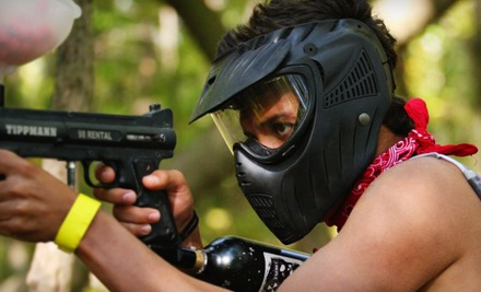 Single-Player Paintball Package (a $60 value) - Lone Wolf Paintball in Mt. Clemens