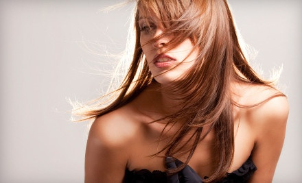 Haircut, Blow-Dry and Style - Beauty Innovations Ltd. in Easton
