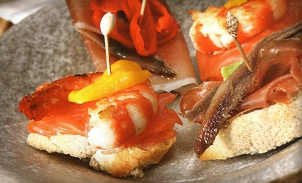 $30 Worth of Tapas, Flatbreads, and Sandwiches - Terra Restaurant & Bar in Hampton