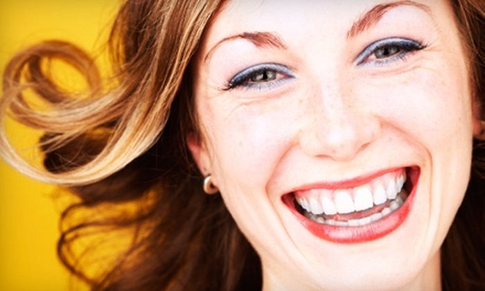 Modern Touch Dentistry - Appleton: $99 for Venus Teeth-Whitening Treatment at Modern Touch Dentistry ($299 Value)