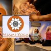 Yoga Svana - Sunny Isles Beach: $40 for Five Yoga Classes at Miami Yogashala ($85 Value). Buy Here for Sunny Isles Location. See Below for Additional Locations.