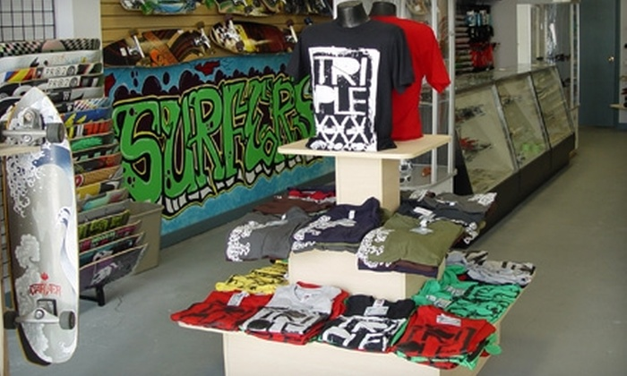 Triple x surfers outlet
