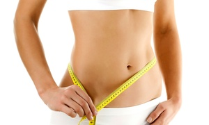 Get Thin Treatments: 4, 8, or 10 Ultrasonic-Cavitation Lipo-Sculpting Treatments at Get Thin Treatments (Up to 67% Off)