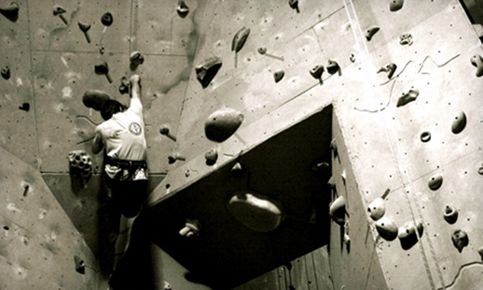 Climb Kalamazoo - Central Business District: $25 for a Two-Week Unlimited Pass to Climb Kalamazoo ($49 Value)