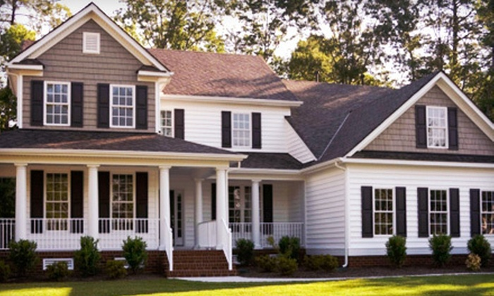 Kentuckiana Painting - Louisville: $99 for a Full-House Exterior Power Wash from Kentuckiana Painting ($199.95 Value)