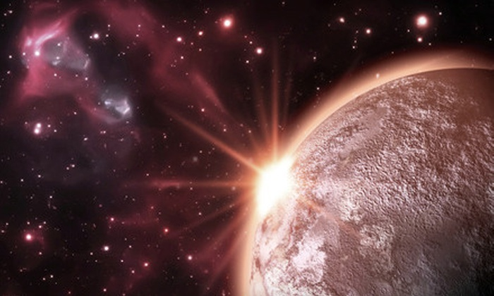 Russell C. Davis Planetarium - Downtown: Sky Show Admission for Two or Four at Russell C Davis Planetarium (Up to 55% Off)