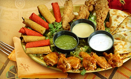 $20 Groupon to Sabroso Mexican Grille - Sabroso Mexican Grille in Greenville