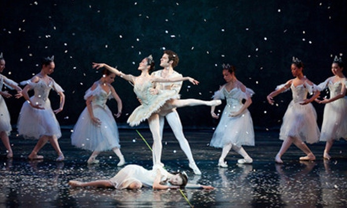 "Tuzer Ballet presents ""The Nutcracker"" - Richardson: Ballet Outing to Tuzer Ballet's ""The Nutcracker"" at Charles W. Eisemann Center for Performing Arts (Up to 53% Off). Six Options Available."