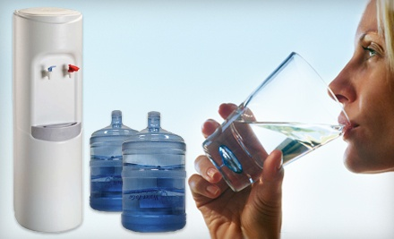 25-Gallon Starter Package (a $199 value) - Water to Go in Ashburn