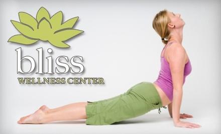 Bliss Wellness Center - Bliss Wellness Center in Lexington