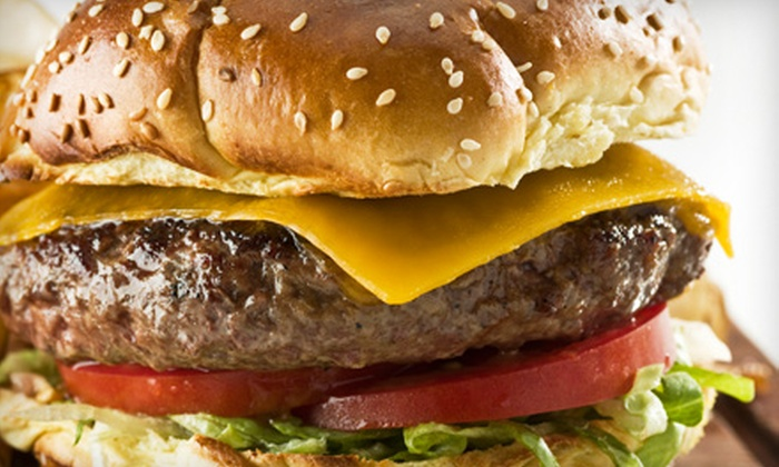 Dominion House - Sandwich: $16 for a Pub Meal for Two at Dominion House (Up to $32.65 Value)