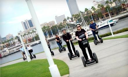 Segway Los Angeles at 1660 Ocean Ave. in Santa Monica: 2-Hour Segway Tour - Segway Los Angeles in Long Beach
