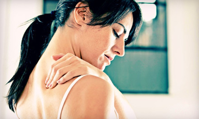 Van Ness Chiropractic - Lake Zurich: $39 for a New-Patient Wellness Visit with 60-Minute Massage at Van Ness Chiropractic in Barrington (Up to $235 Value)