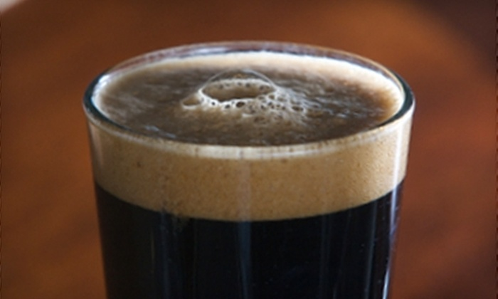 The Minneapolis Town Hall Brewery - Cedar-Riverside: $20 for $40 Worth of Pub Fare and Drinks or $6 for Growler of Beer To-Go ($13 Value) at The Minneapolis Town Hall Brewery