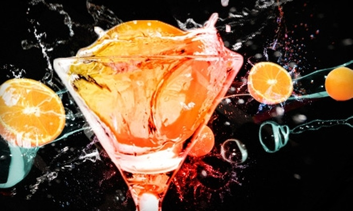 45 Degrees - Chesapeake: $20 for $40 Worth of Tapas and Drinks at 45 Degrees in Chesapeake
