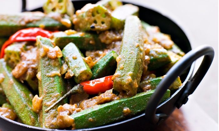 Taste of Bollywood - Succasunna: $12 for $25 Worth of Indian Cuisine and Indian Chinese at Taste of Bollywood