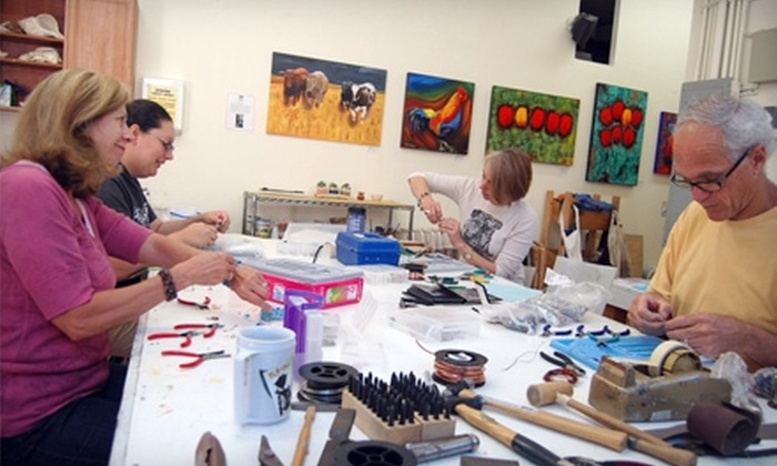 San Diego Art Department - San Diego: $25 for a One-Day Workshop at the San Diego Art Department (Up to $65 Value)