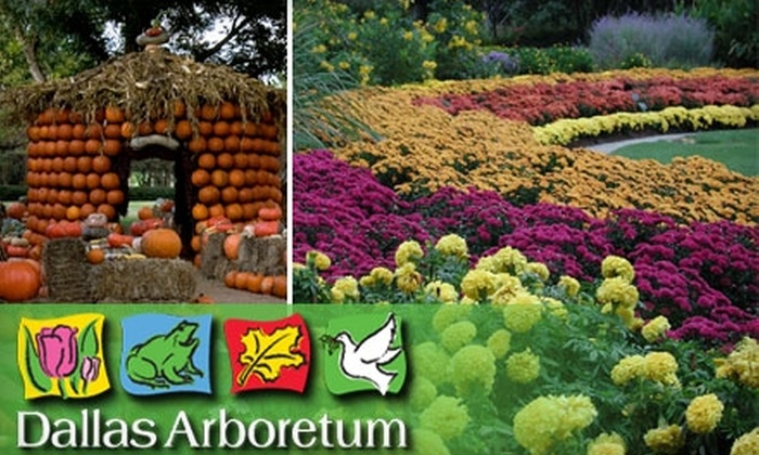 Dallas Arboretum and Botanical Garden - Lakewood: $5 for One Admission to the Dallas Arboretum and Botanical Garden (Up to $10 Value)