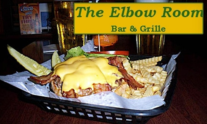 The Elbow Room - Midtown: $14 for $30 Worth of Tasty American Fare and Drink at The Elbow Room