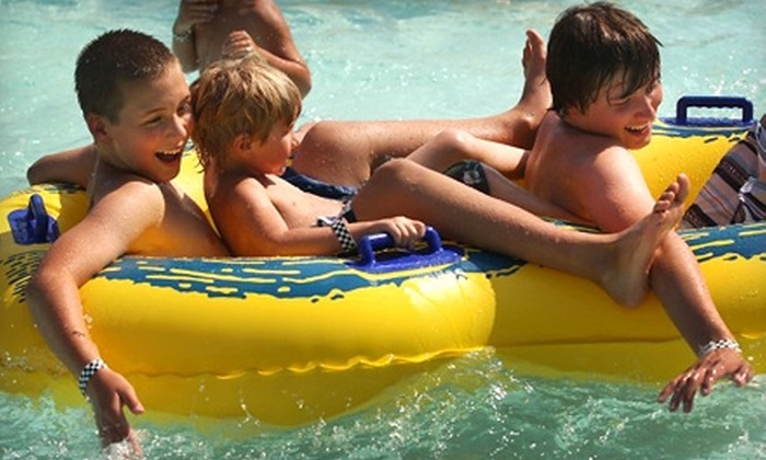 Wild Water Adventure Park - Sanger: $13 for All-Day Admission to Wild Water Adventure Park (Up to $26.99 Value)