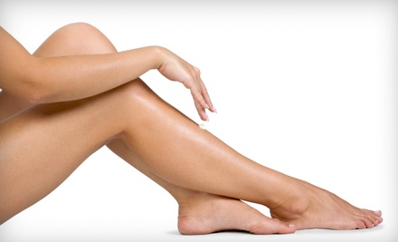 6 Laser Hair-Removal Treatments on a Small Area (up to a $1,050 value) - Desire Perfection Med Spa & Laser Center in Ronkonkoma