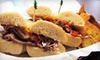 The Daily Bagel - Reno: $5 for $10 Worth of Bagels, Coffee, Sandwiches, and More at The Daily Bagel