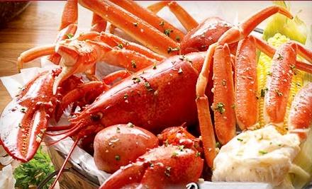 $20 Groupon to Crab Shack - Crab Shack in Henrietta