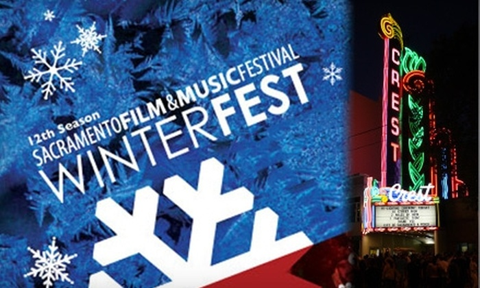 Sacramento Film & Music WinterFest - Downtown: $29 for a Three-Day Pass to the Sacramento Film & Music WinterFest