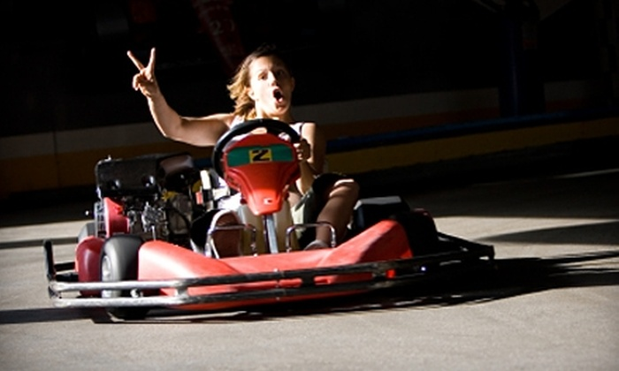 Cartland of Cape Cod - Boston: $11 for an Unlimited Ride Pass at Cartland of Cape Cod in Wareham (Up to $21.95 Value)
