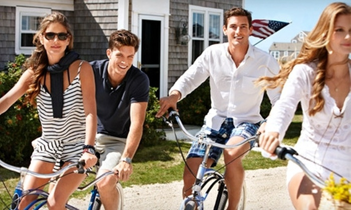 American Sailor Clothing - Kennebunkport: $20 for $40 Worth of Resort Apparel and Accessories at American Sailor Clothing