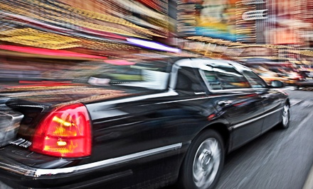 2 Hours of Town Car Service in Fairfield County (a $110 value) - Bruno's Limousine Service in