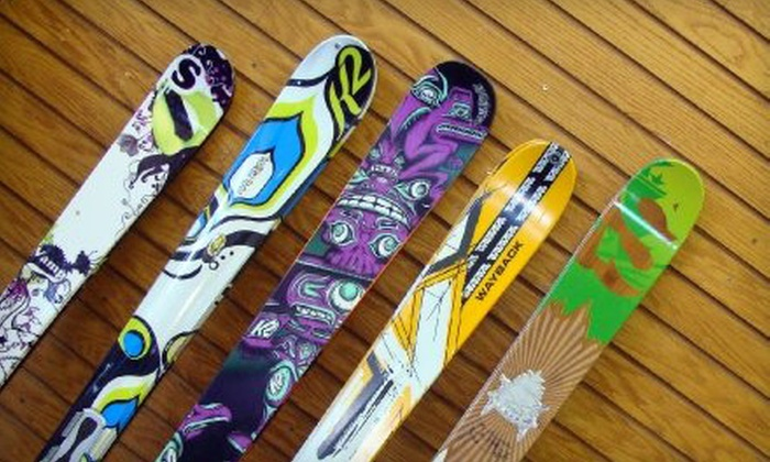Larson's Ski & Sport - Fruitdale: $15 for $30 Worth of Skiing and Snowboarding Gear or an Equipment Tune-Up at Larson's Ski & Sport in Wheat Ridge