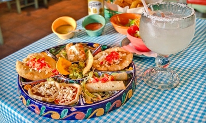 Maiz Antojitos Y Bebidas - West Town: $12 for $25 Worth of Mexican Cuisine and Drinks at Maiz Antojitos Y Bebidas