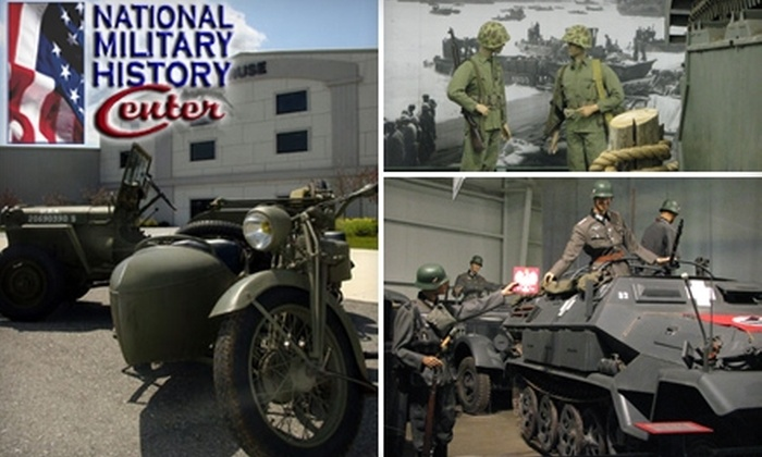 National Military History Center - Keyser: $25 for an Individual One-Year Membership at the National Military History Center ($50 Value)