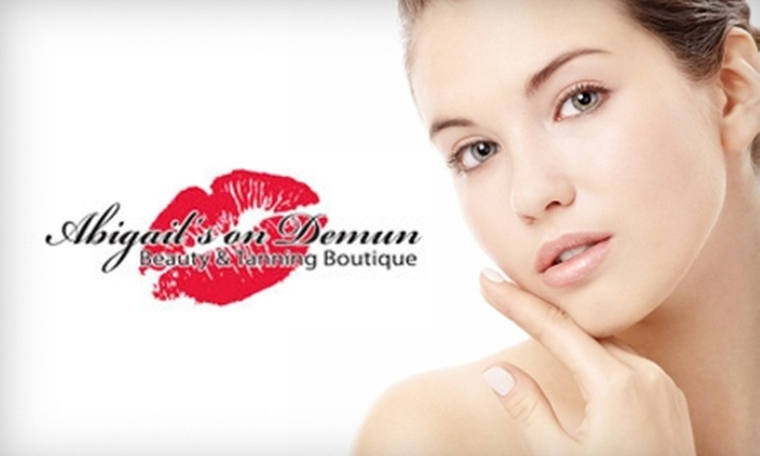 Abigail's on De Mun - Clayton: $30 for Facial and Spa Manicure at Abigail's on De Mun ($80 Value)