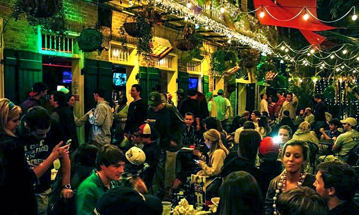 Bourbon Heat - French Quarter: Bar Fare and Drinks for Two or Four at Bourbon Heat (Up to 48% Off)