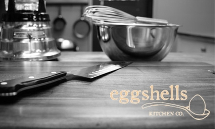 Eggshells Kitchen Company - Heights: $20 for $40 Worth of Gourmet Kitchenware at Eggshells Kitchen Company