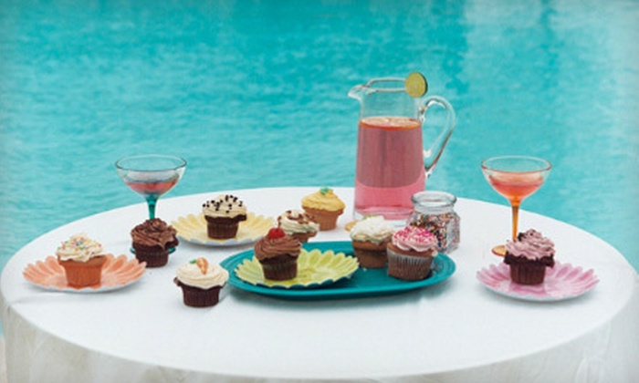 A&J Bakery - Oak Lawn: One Dozen or Two Dozen Cupcakes at A&J Bakery (Half Off)