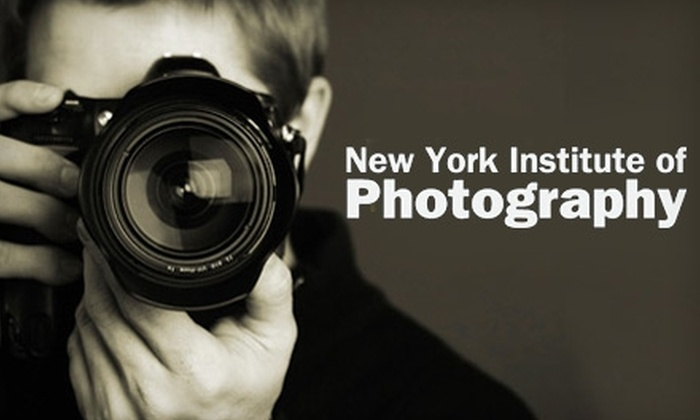 New York Institute of Photography - Upper West Side: $199 for an At-Home Fundamentals of Digital Photography Course from the New York Institute of Photography ($398 Value)