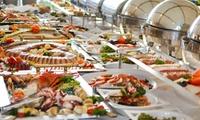 Buffet à Volonté pour 2, 4, 6, 8 personnes à partir de 29,99€au Restaurant du Campanile Liège