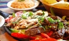 Half Off Mexican Food and Margaritas at Cesar's Restaurant