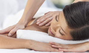 Touch of Magic Massage: 55-Minute Hot Stone or Therapeutic Massage at Touch of Magic Massage (Up to 53% Off)