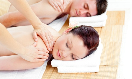 Up to 67% Off Couples Massage Package at CJM Health and Wellness Spa