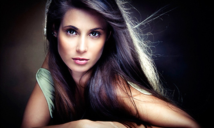 Surreal Hair Studio - Nashville: Haircut Packages with Root Color, Full Highlights, or Gloss at Surreal Hair Studio (Up to 70% Off)