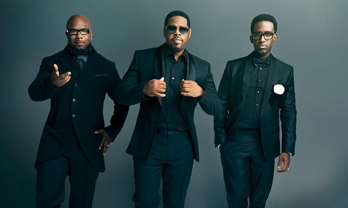 Boyz II Men w/ Keith Sweat and En Vogue - Tuscaloosa Amphitheater: Boyz II Men, Keith Sweat & En Vogue at Tuscaloosa Amphitheater on Saturday, August 23 (Up to 50% Off)