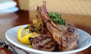 Taverna Opa - Brickell: Greek Cuisine for Two or More at Taverna Opa (Up to 40% Off)