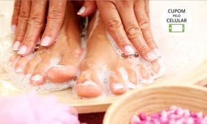 Eco Chic Spa Boutique: Eco Chic Spa Boutique – Parque Estoril: spa dos pés com reflexologia, lava-pés e hidratação para 1 ou 2 pessoas