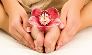 You-Nique Spa: One or Two Hand and Foot Ritual Treatments at You-Nique Spa (Up to 49% Off)